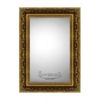 Baroque mirror - Gold