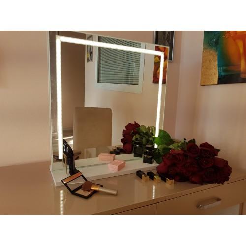 Mistick illuminated mirror